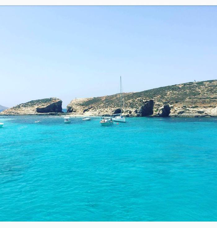 Into the Blue Lagoon-Comino Blog